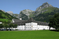 monastery engleberg swiss suisse european travel mountain alps switzerland schweiz europe