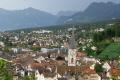 view chur swiss suisse european travel graubunden switzerland schweiz europe