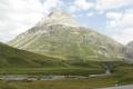 bleak bernina pass 2000m sea level. swiss suisse european travel alps mountains switzerland schweiz europe