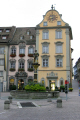 herrenstube town house schaffhausen. swiss suisse european travel schaffhausen switzerland