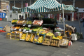 fruit market stall centre liverpool retailers brands branding uk business commerce fruits local food fresh merseyside scouse england english great britain united kingdom british