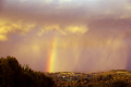 cloudburst near tulle france sky natural history nature weather rainbow troposphere meteorology shower storm rain precipitation cumulus cunim correze limousin la francia frankreich french