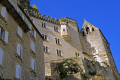 rocamadour looking sanctuary. french buildings european travel medaeval mediaeval pilgrimage penitant religious catholic church chapel santiago compostela lot midi-pyrenees midi pyrenees midipyrenees france la francia frankreich europe