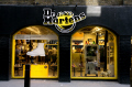 dr martens shoe shop neal street covent garden uk shops commercial buildings retailers british architecture architectural boutique shoes trendy camden london cockney england english great britain united kingdom