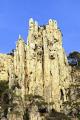 exposed stalactite formations french landscapes european travel bouches-du-rhône bouches du rhône bouchesdurhône provence france mediterranean provencale cote azur geology limestone provence-alpes-côte provence alpes côte provencealpescôte la francia frankreich europe
