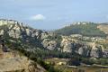 strange rock formations grès ste anne evenos provence cote azur riviera mediterranean south french european travel var france geology provence-alpes-côte provence alpes côte provencealpescôte la francia frankreich europe