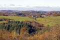 autumn correze french landscapes european travel countryside rural pastoral limousin france la francia frankreich europe