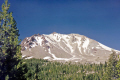 mount lassen national park california volcanic volcanoes geology geological science misc. shield volcano vulcanism cinder cone mountain californian usa united states america american