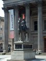 duke wellington statue royal exchange sq. glasgow.scotland glasgow scotland glasgowscotland uk statues british architecture architectural buildings war memorial glasgow central scotland scottish scotch scots escocia schottland great britain united kingdom