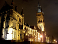 glasgow university scotland british universities education learning educated educating uk unicersity night central scottish scotch scots escocia schottland great britain united kingdom