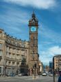 old toll booth glasgow cross.scotland cross scotland crossscotland british clocktowers unusual buildings strange wierd uk cross central scotland scottish scotch scots escocia schottland great britain united kingdom