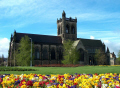 paisley abbey spring.scotland spring scotland springscotland uk abbeys churches worship religion christian british architecture architectural buildings renfrewshire scotland scottish scotch scots escocia schottland great britain united kingdom