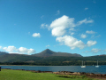goatfell isle arran. scotland mountains countryside rural environmental uk arran highlands islands scottish scotch scots escocia schottland great britain united kingdom british
