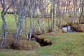 meandering stream near st augustin southern limousin french landscapes european travel corrèze correze millevache france monédières chaumeil river la francia frankreich europe