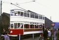 old tram crich tramway museum derbyshire trams streetcar travel public transport tramlines england english great britain united kingdom british