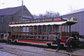 old blackpool tram crich tramway museum derbyshire trams streetcar travel public transport tramlines england english great britain united kingdom british
