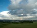 rainbow glasgow sky natural history nature misc. central scotland scottish scotch scots escocia schottland great britain united kingdom british