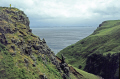 isle skye walking hills near old man storr. island raasay horizon. mountains countryside rural environmental uk scottish scotland cleft coastal sea eilean sgitheanach highlands islands scotch scots escocia schottland great britain united kingdom british