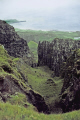 quiraing isle skye scotland geology geological science misc. scottish island celtic trotternish peninsula landslip meall na suiramach eilean sgitheanach highlands islands scotch scots escocia schottland great britain united kingdom british