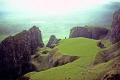 quiraing isle skye geology geological science misc. scottish island celtic trotternish peninsula landslip meall na suiramach eilean sgitheanach highlands islands scotland scotch scots escocia schottland great britain united kingdom british