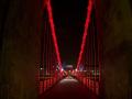 south portland street suspension bridge uk bridges rivers waterways countryside rural environmental glasgow central scotland scottish scotch scots escocia schottland great britain united kingdom british
