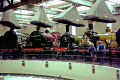 railway museum york uk museums british architecture architectural buildings trains transport lner north-east north east northeast engine locomotive yorkshire england english great britain united kingdom