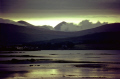 isle skye lowering skies loch sligachan cuillin hills distance. scottish lochs british lakes countryside rural environmental uk gloomy meteorology weather scotland glen mountains eilean sgitheanach highlands islands scotch scots escocia schottland great britain united kingdom