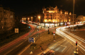 charing cross. glasgow misc. light trails central scotland scottish scotch scots escocia schottland great britain united kingdom british