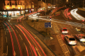 charing cross. glasgow. scotland misc. glasgow light trails central scottish scotch scots escocia schottland great britain united kingdom british