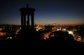 view old town edinburgh calton hill uk towns environmental midlothian central scotland scottish scotch scots escocia schottland great britain united kingdom british