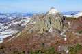les roches sanadoire near mont-dore mont dore montdore france french landscapes european travel tuilieres rocks volcans auvergne parc regional naturel monts-dore monts dore montsdore winter basalt geology volcanic col lac guery guéry massif central mountains snowy la francia frankreich europe