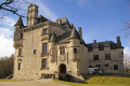 château sédières limousin french châteaus european travel corrèze correze sedieres architecture médiévale mediaeval medieval toitures cheminées chimneys turret tower chateau france la francia frankreich europe