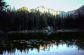 bear lake rocky mountain national park colorado. wilderness natural history nature misc. clear clean sparkling water alpine forest pristine np colorado usa united states america american