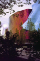 seattle experience music project american yankee travel washington state downtown jimi hendrix rock grunge usa united states america