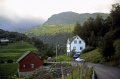 island tysnesøy norway. travel norwegian norge hardangerfjorden norway kongeriket europe european norwegan