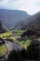 nowergian landscape taken train myrdal flåm. wilderness natural history nature misc. flam nutshell sognefjord rail journey travel norwegian norge norway kongeriket europe european norwegan