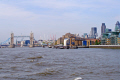 london skyline tower bridge east city famous sights capital england english uk river thames cockney great britain united kingdom british