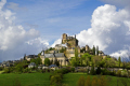 town turenne limousin france french landscapes european travel correze mediaeval medaeval chateau hilltop eglise la francia frankreich europe