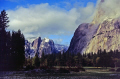 yosemite valley rain. wilderness natural history nature misc. california john muir np national park merced river cloud mist californian usa united states america american