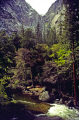 yosemite national park california. merced river mist trail. wilderness natural history nature misc. california john muir np cloud cascade waterfall californian usa united states america american