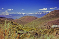 cottonwood canyon california rolling prairie mono lake sierra nevadas distance. wilderness natural history nature misc. scrub sagebrush snow mountains bodie californian usa united states america american