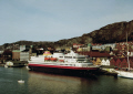 hurtigruten norwegian coastal steamer running service bergen russian border kirkenes return. travel norway norwegan