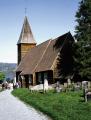 hamre church osterøy bergen norway. travel fjord norway kongeriket norge europe european norwegan