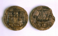 copy seal bergen norway. dated 1376. original stored town archive lübeck. antiques old household home abstracts misc. fjord norway kongeriket norge europe european norwegan