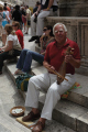 street musician old city dubrovnik croatia. travel croatia republika hrvatska europe european croatian