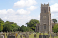 holy trinity church loddon norfolk. uk churches worship religion christian british architecture architectural buildings parish gothic tower religous anglican east anglia norfolk england english great britain united kingdom