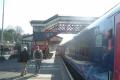 st austell station uk railway stations railways railroads transport transportation cornwall cornish england english great britain united kingdom british