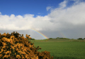 rainbow summer shower sky natural history nature misc. weather aberdeenshire scotland scottish scotch scots escocia schottland great britain united kingdom british