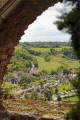 view hilltop chateau turenne limousin france french châteaus european travel correze ancient mediaeval medaeval touristic picturesque castle fortified la francia frankreich europe