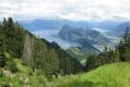 wiew mount pilautis luzern swiss suisse european travel alps lucerne switzerland schweiz europe
